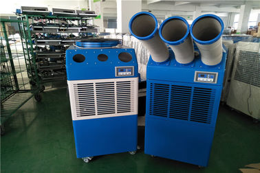 China refrigerador do condicionador de ar do ponto 6500w, refrigerador industrial do compressor de 220v 50hz fábrica